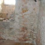Salpeter im Mauerwerk. Mauerwerkstrocknung durch Entsalzung