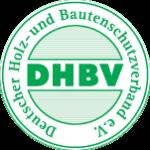 DHBV Wir sind Mitglied im Fachverband für Holz- und Bautenschutz.